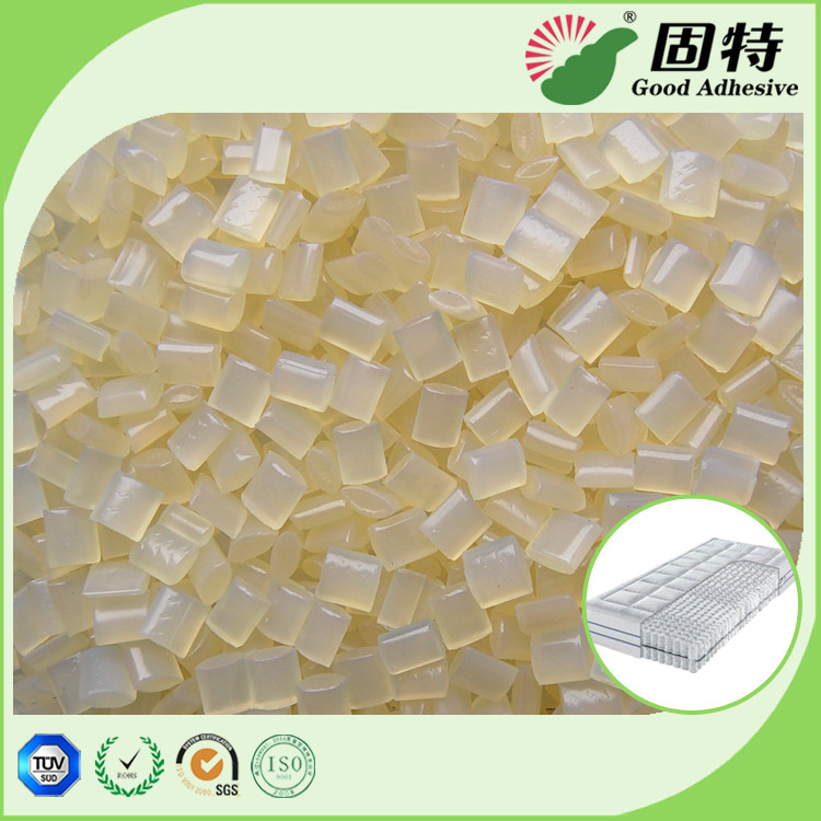 Air Mattress Industrial High Strength Hot Glue Pellets Spring Coil EVA Based