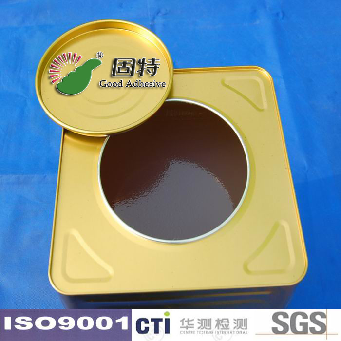 Rubber Hot Melt Pressure Sensitive Adhesive Transparent For Rat Catching