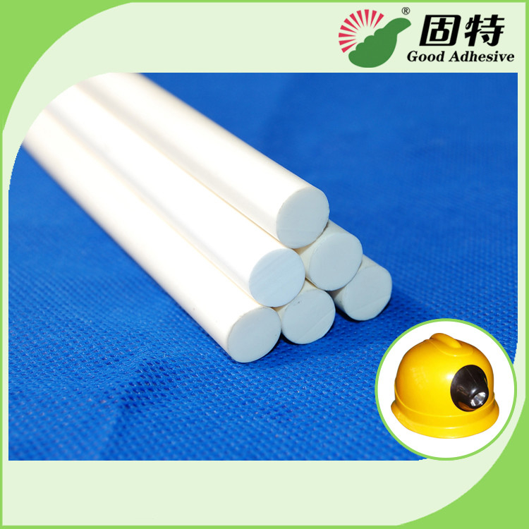 EVA resin Milky white Stick-like solid Viscosity Resin Milk White Hot Melt Glue Sticks High Temperature Resistance