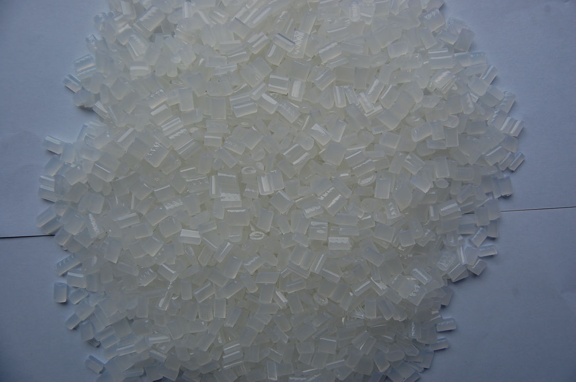 Viscosity Resin EVA Hot Melt Glue Pellets White Semi Transparent